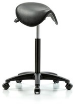 Height Adjustable Lab Stool Perch Chairs & Stools