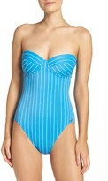 Vince Camuto Women's Underwire One-Piece Swimsuit