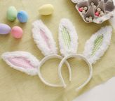 Pottery Barn Kids Sherpa Bunny Ears