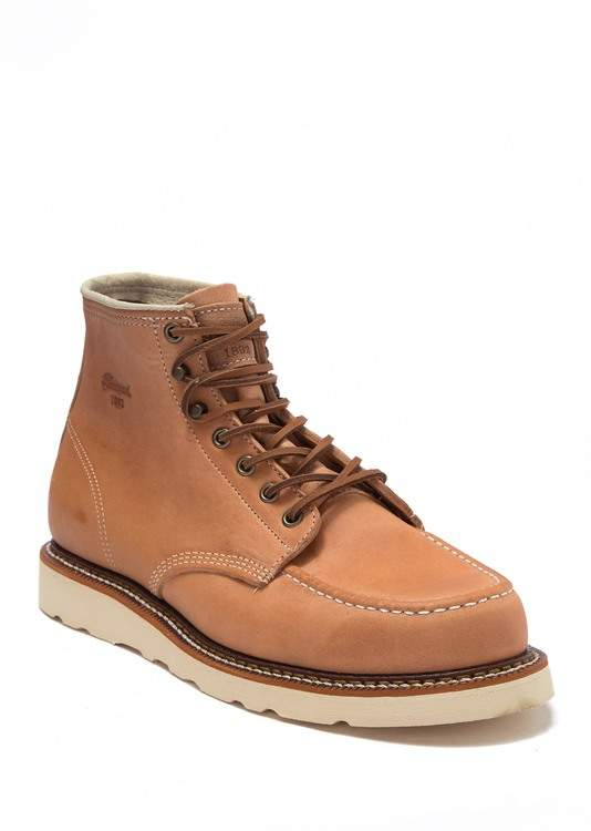 4311044f907 Janesville Leather Boot
