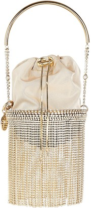 Rosantica Kingham Fringed Crystal Bag