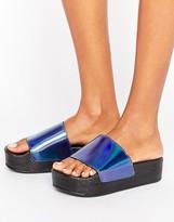 Sixty Seven SixtySeven Sixtyseven Flatform Slide Flat Sandal