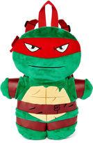 LICENSED PROPERTIES Teenage Mutant Ninja Turtles 12 Raphael Plush Backpack
