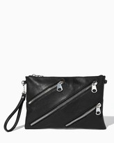 Charming charlie Zip Me Up Clutch