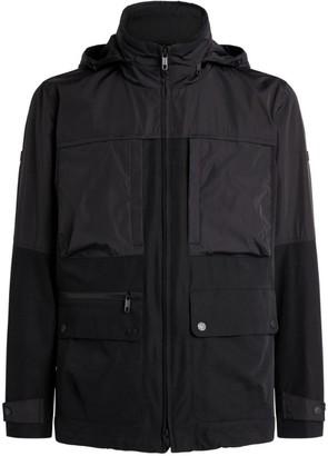 Ermenegildo Zegna Techno Hooded Jacket