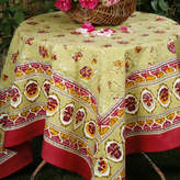 Couleur Nature Pansy Tablecloth