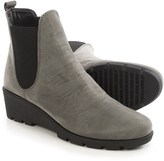 The Flexx Slimmer Chelsea Boots - Suede (For Women)