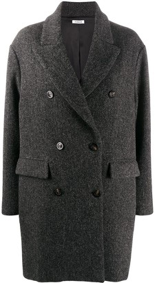 P.A.R.O.S.H. Double-Breasted Coat