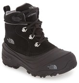 The North Face Boy's 'Chilkat Ii' Waterproof Insulated Snow Boot