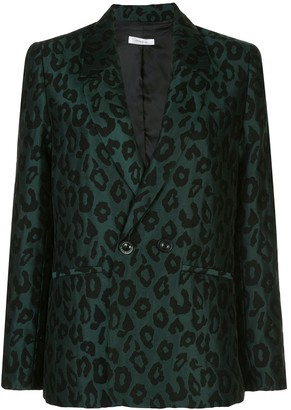 Anine Bing Madeleine fitted blazer