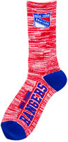 For Bare Feet New York Rangers RMC 504 Crew Socks