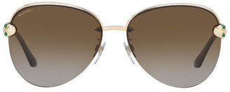 Bvlgari 0BV6121KB 1524556001 Sunglasses