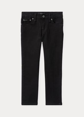 Ralph Lauren Hampton Straight Stretch Jean