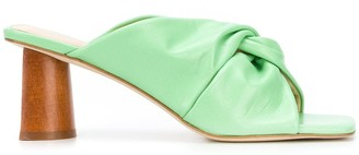 REJINA PYO Naomi mule sandals