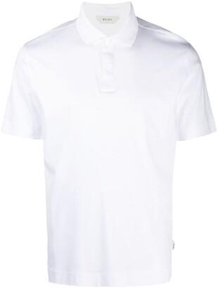 Ermenegildo Zegna Smooth-Weave Polo-Shirt
