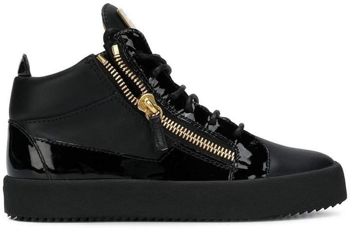 Giuseppe Zanotti Design Kriss high-top sneakers