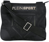 Plein Sport - tiger messenger bag - men - Nylon/Polyester/Polyurethane - One Size