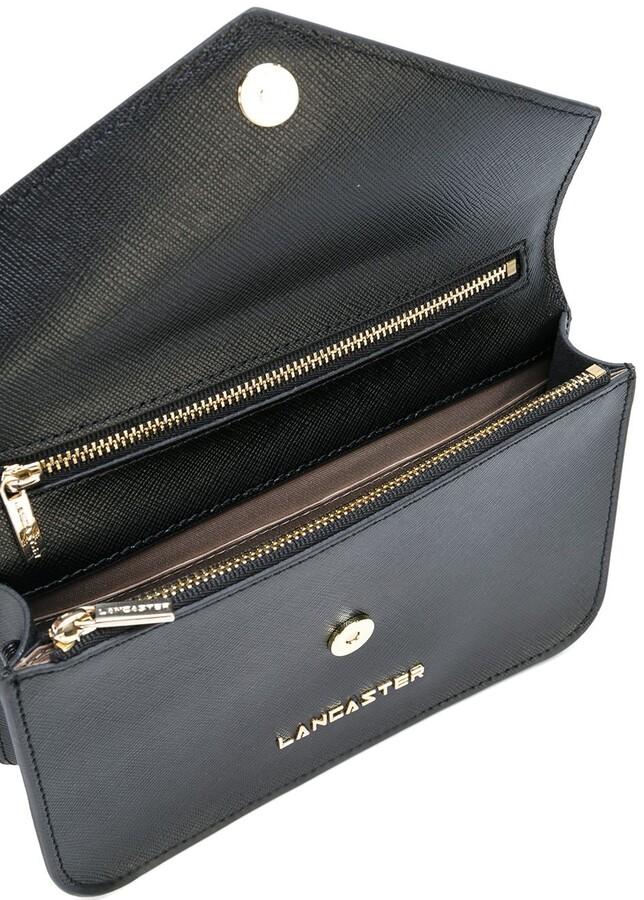 Lancaster fold over cross body bag