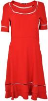 Ermanno Scervino Classic Dress