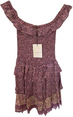 Spell & The Gypsy Collective Purple Dress for Women