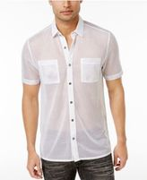 INC International Concepts Men's Mesh Shirt, Only at Macy's