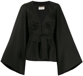 Yves Saint Laurent Pre Owned Kimono Jacket