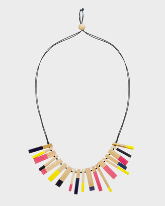 Florence Broadhurst Steps Dipped Statement Necklace