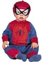 Disguise Spiderman Infant Costume Costume - Infant