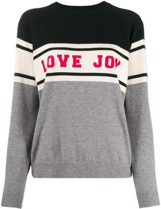 Guardaroba colour block jumper