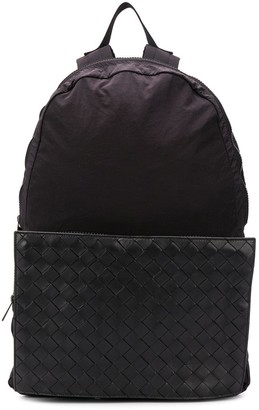 Bottega Veneta Removable Intrecciato Pouch Backpack