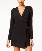 Material Girl Juniors' Tuxedo Sheath Dress, Only at Macy's