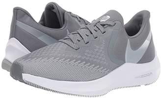 Nike Zoom Winflo 6 (Cool Grey/Metallic Platinum/Wolf Grey/White) Women's Running Shoes