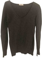 CNC Costume National Grey Wool Knitwear for Women