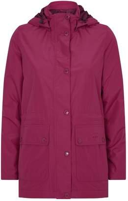 Barbour Crest Waterproof Hooded Jacket