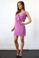 Twelfth St. By Cynthia Vincent by Cynthia Vincent Open Back Dress in Mauve