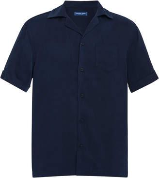 Frescobol Carioca Camp Tencel Shirt