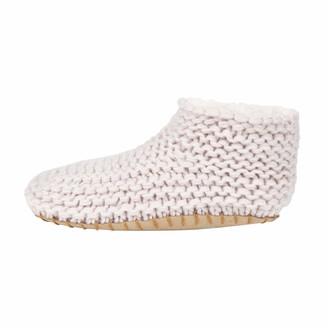 Lemon Women's Cute Boot Bootie Slipper