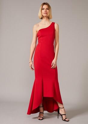 Phase Eight Dahlia One Shouldered Scuba Dress