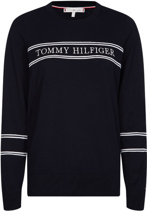 Tommy Hilfiger Blue Pullover