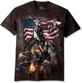 The Mountain Men's the Clinton Adult T-Shirt
