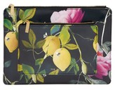 Ted Baker Eveley Citrus Bloom Double Pouch