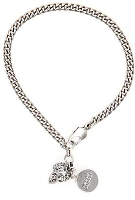 Alexander McQueen Skull Chain Bracelet