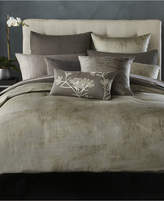 Donna Karan Home Silver California King Bedskirt Bedding