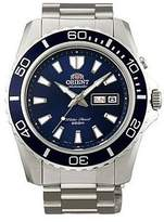 Orient Men's CEM75002D 200M Stainless Steel Dial Diver Watch