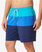 "Speedo Men's Colorblocked 7"" Swim Trunks"