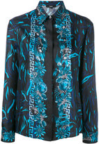 Versus printed blouse - women - Silk - 42