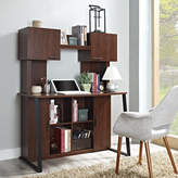 Altra Credenza Desk with Hutch