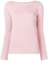 Aragona cashmere knit sweater