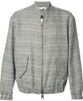 Vivienne Westwood Man elasticated detailing bomber jacket