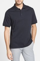 Nordstrom Men's Regular Fit Interlock Knit Polo